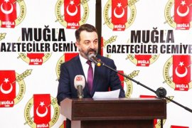 """Muğla Gazeteciler Cemiyeti Başkanı Akbulut: """"KAMU DESTEĞİNDEN YEREL BASIN DA YARARLANMALIYDI"""""""