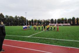 Yıldız Erkekler futbol maçları başladı