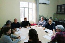 Kent Konseyi yeni yönetimi ilk kez toplandı