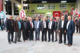 Seçimi Kamil Gül ve ekibi kazandı