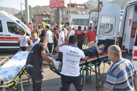 Büyükşehir Sağlık ekibinden anında müdahale