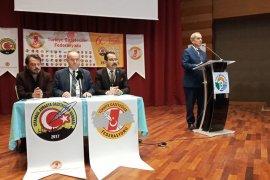 TGF 60. Başkanlar konseyi İstanbul'da toplandı