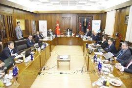 GEKA'nın 123. Yönetim Kurulu Toplantısı Yapıldı