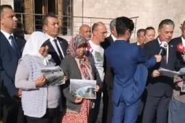 Ekizköylüler Ankara'ya çıktı