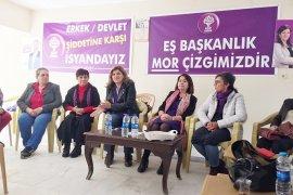 """""""Erkek ve devlet şiddetine karşı isyandayız"""""""