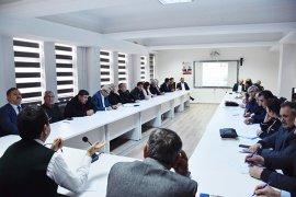 Muğla'da kırsal kesim temsilcileriyle büyük buluşma..