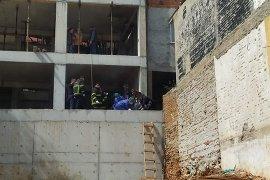 Milas'ta feci iş kazası!