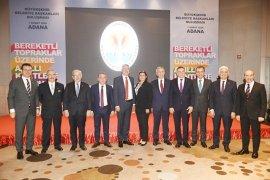 Büyükşehir Belediye Başkanları Adana'da buluştu