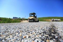 Büyükşehir Yol Çalışmalarında 2450 KM'ye Ulaştı