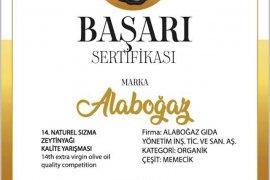 Milas'tan doğan ödüllü marka: Alaboğaz Zeytinyağı