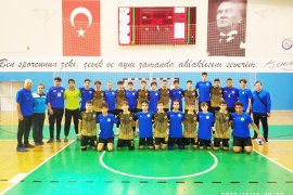10 Kasım Atatürk'ü Anma Hentbol Turnuvası Sona Erdi