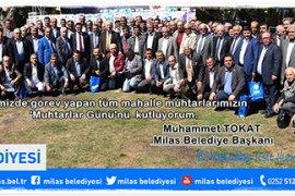 Başkan Tokat'tan Muhtarlar Günü mesajı