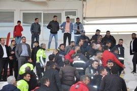 Tribünler karıştı, Milas Esnafspor penaltılarla beraberliği sağladı