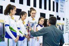 Muğla'nın 'Altın Kızlar'ı hedefi yine 12'den vurdu