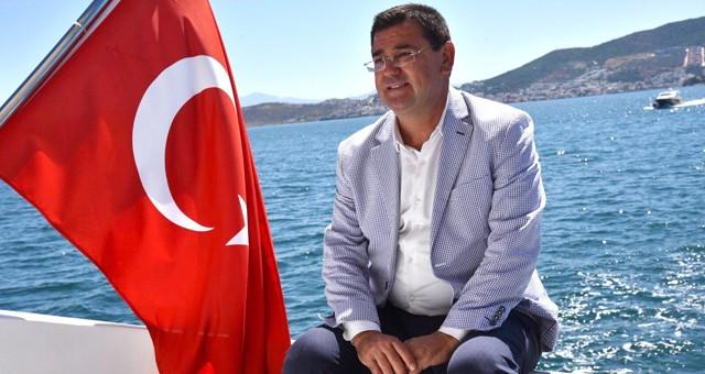 Milas Belediye Başkanı Muhammet Tokat'ın 1 Temmuz Denizcilik ve Kabotaj Bayramı mesajı