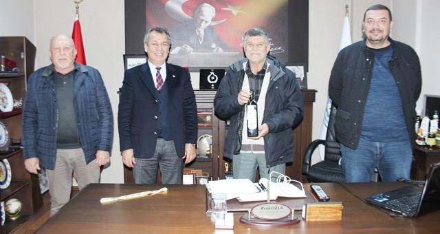 Karianda Zeytinyağı MİTSO'dan AB coğrafi işareti alan 19'uncu marka oldu.