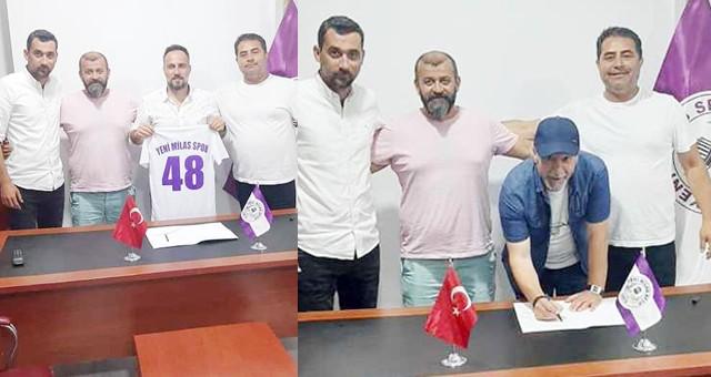 Yeni Milasspor'da erken transfer