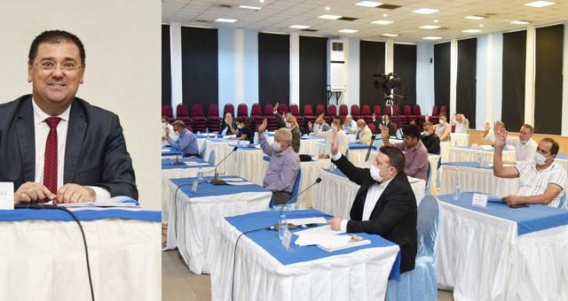 Milas Belediyesi ekim ayı olağan meclis toplantısının 2. oturumu tamamlandı