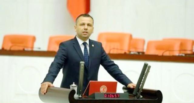 CHP'li Erbay: Yeni rant kapısı 'ağaçlandırma' oldu