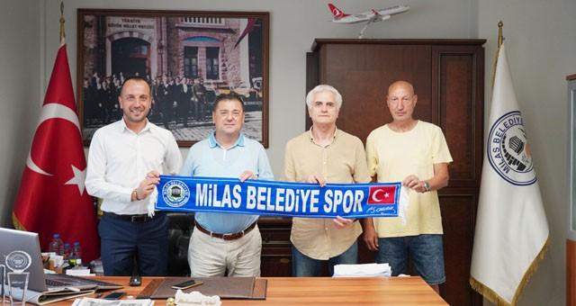 Milas Belediyespor'da Düzceler dönemi