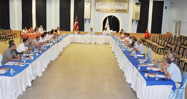 Ağustos ayı belediye meclis toplantısı 6 Ağustos Salı günü saat 10'da…