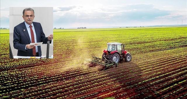 """Girgin: """"Çiftçiler borç batağında, haberiniz var mı?"""""""
