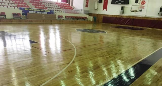 Menteşe Atatürk Spor Salonu'nun bakım ve onarım işleri yaptırılacak
