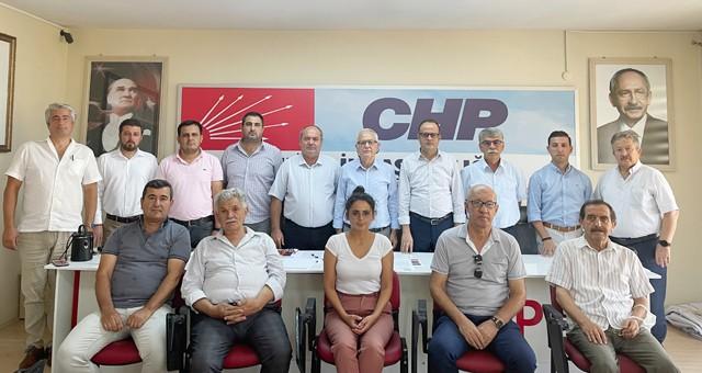 CHP Muğla İl Başkanı ve 13 İlçe Başkanı'ndan ortak açıklama: