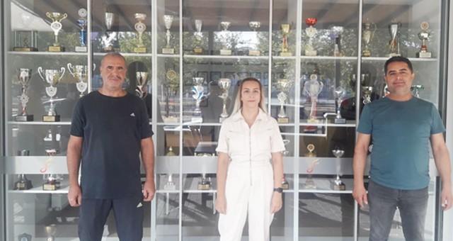 Salon sporlarının yeni adresi Yeni Milasspor