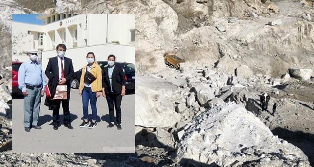 Yumrutaş göçüğünde ölen 3 işçinin davasında,26 Ay Sonra Karar Çıktı