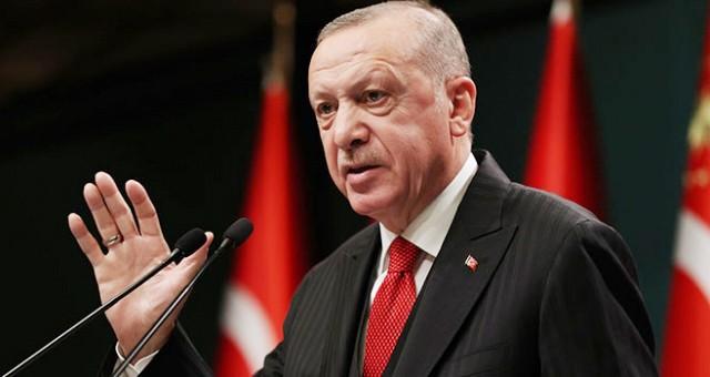 Cumhurbaşkanı yeni tedbirleri açıkladı…
