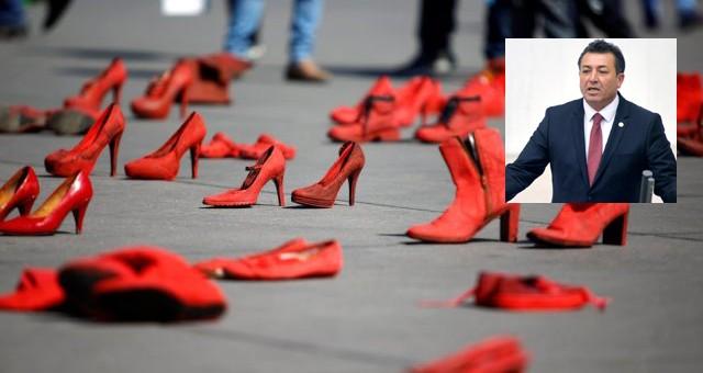 """CHP'li Alban: """"Sözleşmeyi yırtanlar cinayetlerden sorumludur"""""""