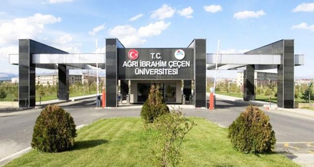 Ağrı İbrahim Çeçen Üniversitesi 11 Öğretim Görevlisi alıyor