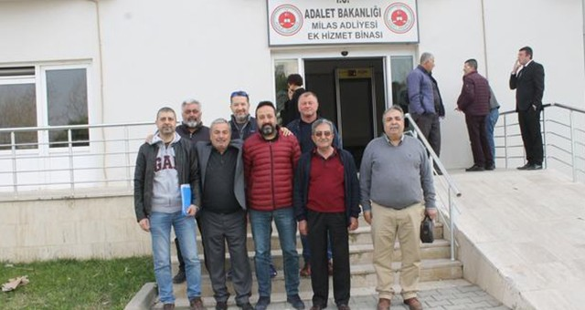 Demokrat Parti'nin Milas Belediye Başkan Adayı  ALİ DOĞAN SERÇEK..