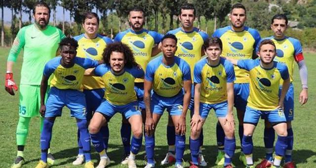 Yeni Şampiyon Turgutreisspor