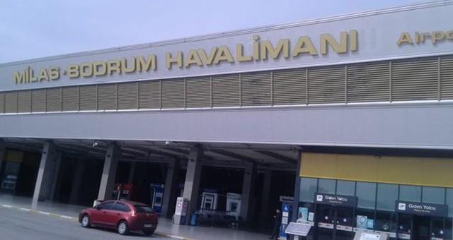 MİTSO'NUN HARİTASI MİLAS BODRUM HAVALİMANINDA...