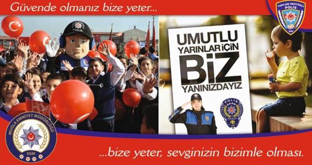 Polis Teşkilatı'nın 174. Kuruluş Yılı Kutlanacak