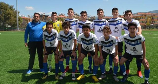 Şampiyon Milas Gençlikspor