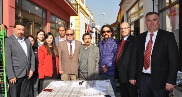 Kızılay Milas Şubesi'nde genel kurul heyecanı…