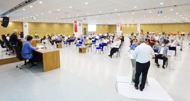 Büyükşehir Meclis Komisyonu tekrar millet ittifakına geçti