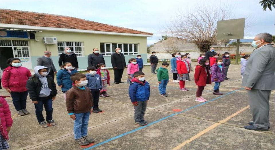 Aydında Milli Eğitim 1 Mart'ı Bekliyor