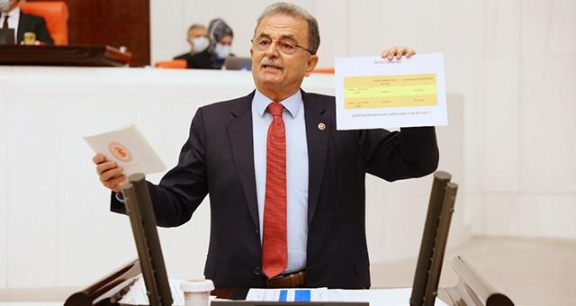 Süleyman Girgin, enerjideki soygunu anlattı..