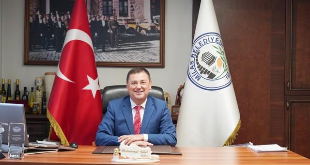 """Başkan Tokat'tan """"10 Nisan Polis Günü"""" Kutlama Mesajı"""