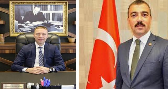 Yeni Milas Kaymakamı Mustafa Ünver Böke..