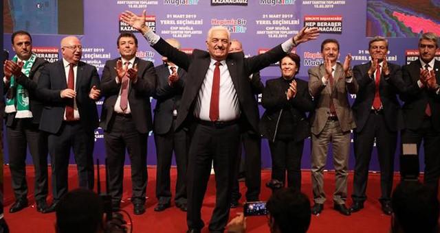 CHP, belediye başkan adaylarını tanıttı…