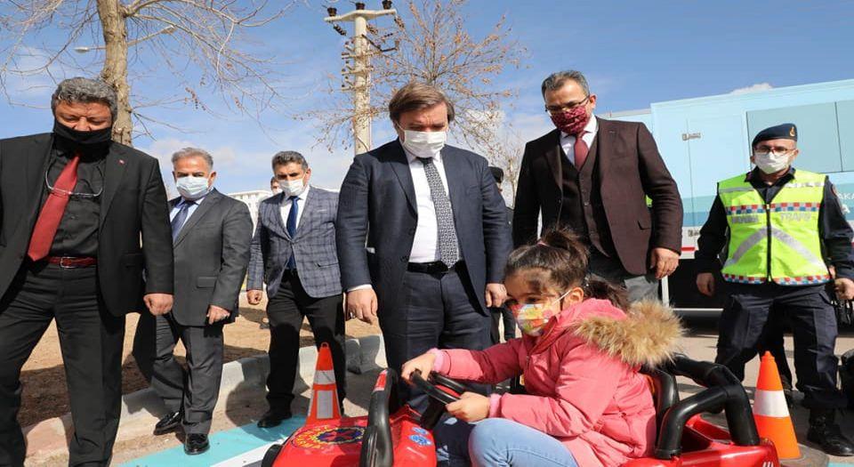 Aksaray'da Trafik Çalıştayı İlgi Gördü