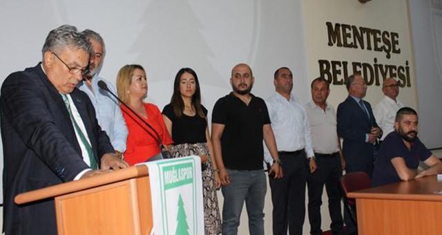 Muğlaspor'da Erol Kapiz İkinci Kez Başkanlığa seçildi