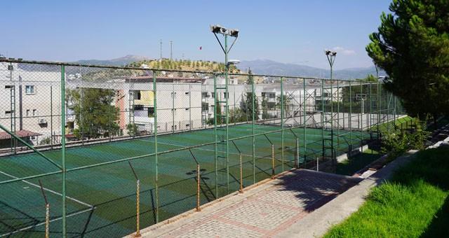 Belediye'den Akkent Atatürk Spor Kompleksi açıklaması