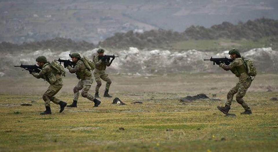 Eren-5 Kapsamında Teröristlerin 12 Deposu İmha Edildi