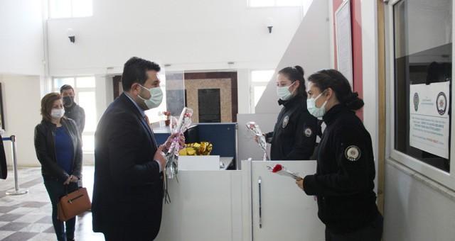 AK Parti Milas İlçe Başkanı Emin Çelik polis haftası nedeniyle bir mesaj yayımladı.